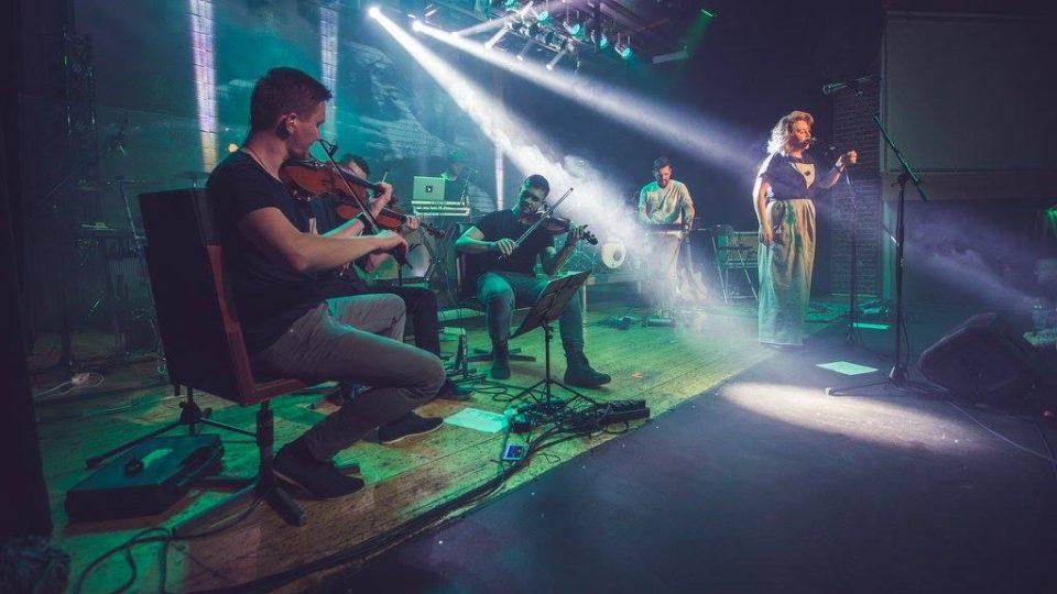 Fallgrapp na koncertě v Trenčíně