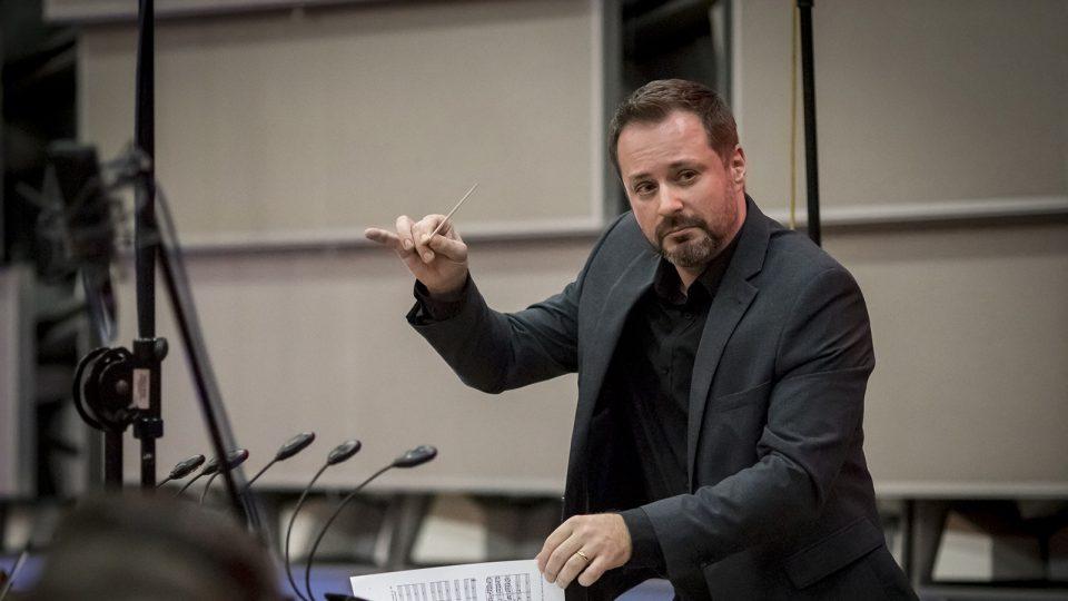 Čajkovského Houslový koncert v podání Jana Mráčka, 22. února 2021, Robert Jindra