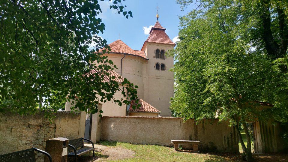 Budeč byla jedním zhradišť, kde Přemyslovci vraném středověku pobývali