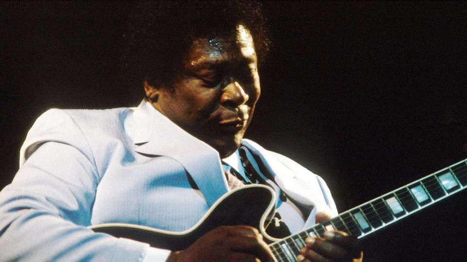Král blues B. B. King