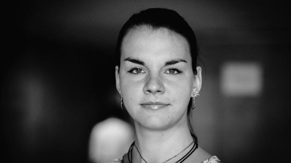 Olga Šroubková, houslistka, vítězka mezinárodní hudební soutěže Pražské jaro 2017