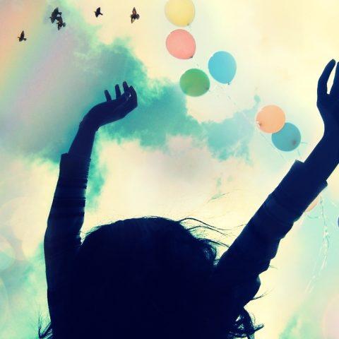 Colours Of Happiness / Barvy štěstí