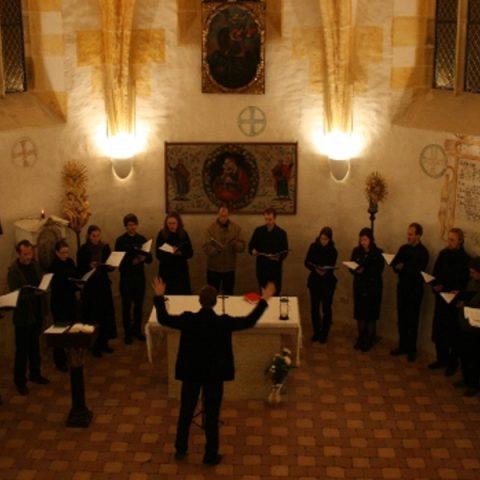 Komorní soubor pro duchovní hudbu Ensemble Versus