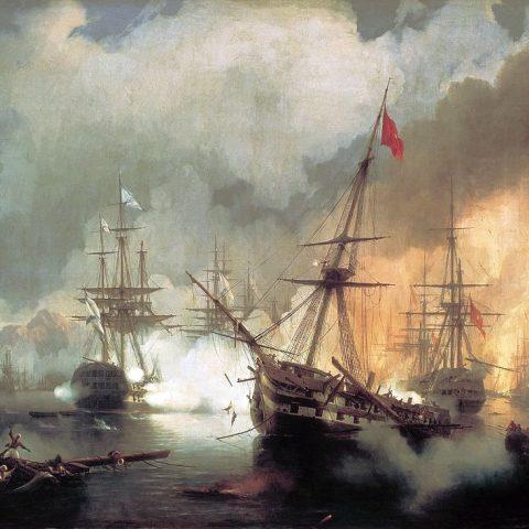 Bitva u Navarina (1846)