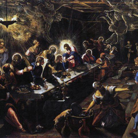 Tintoretto, Poslední večeře