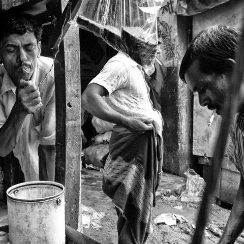 Černobílý svět, Bangladéš