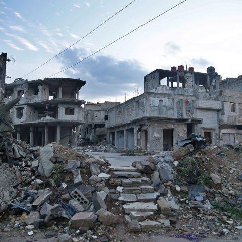 Za bombardování civilistů v Sýrii přece nemohu