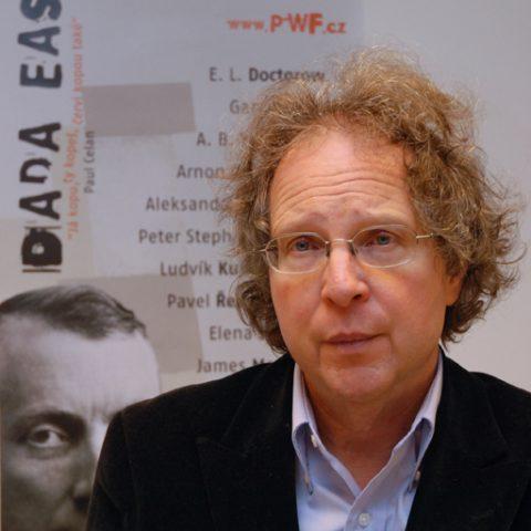 Michael March, president Festivalu spisovatelů Praha