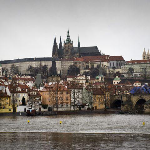 Pražský hrad (ilustační foto)