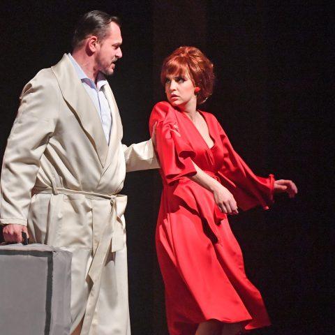 Petr Štěpán, Viktória Matušovová v muzikálu Viki kráčí za štěstím.