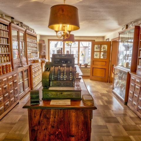 Lékárna (ilustrační foto)