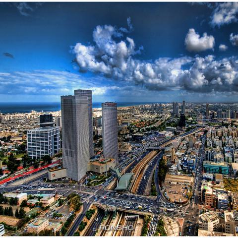 Tel Aviv (ilustrační foto). Foto: Ron Shoshani. Flickr.com (CC BY-NC-ND 2.0)
