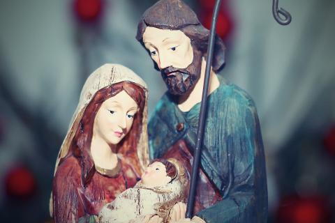 Betlém, Marie, Josef, Ježíšek, svatá rodina