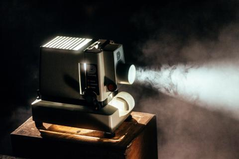 Filmový projektor (ilustrační foto)