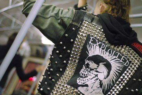 Punk, Exploited