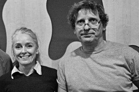 Lucie Trmíková a David Prachař