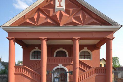 Synagoga v Milevsku