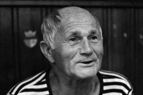 Bohumil Hrabal, 1985