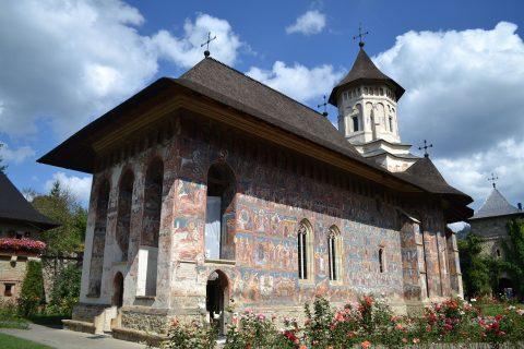 Bazilika v Bukovině