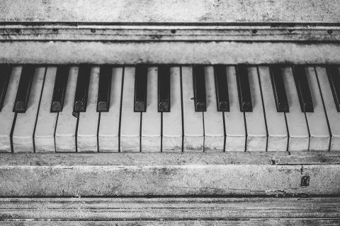 Klavír, piano (ilustrační foto)