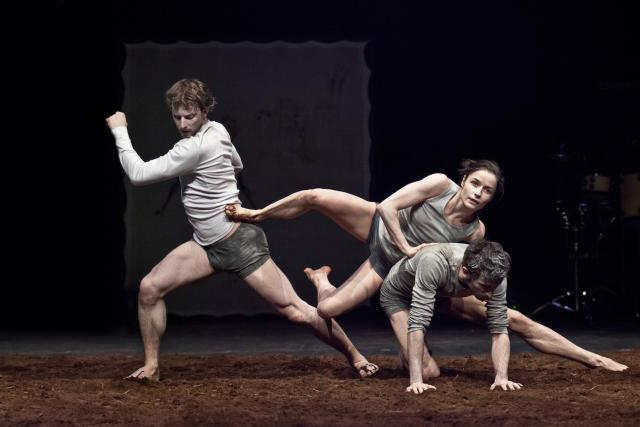 taneční soubor 420PEOPLE - Máj
