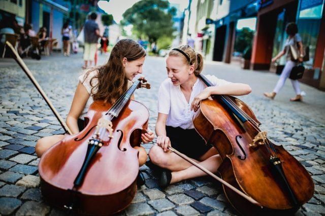 ZUŠ Open 2017 děti hudba liduška zuška