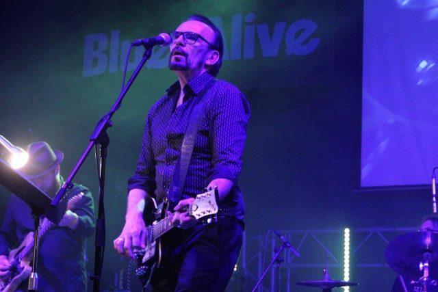Hudebník Phil Shoenfelt na festivalu Blues Alive | foto: Antonín Schindler,  Český rozhlas
