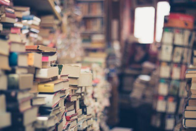 Knihy – knížky – knihovna