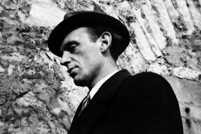 Spisovatel a básník Ladislav Dvořák (1948)