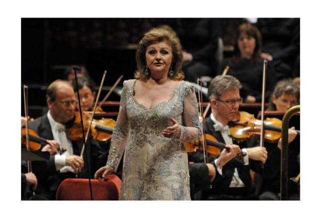 sopranistka Edita Gruberová