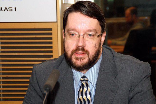 Tomáš Řehák se zamyslel nad budoucností knihovny