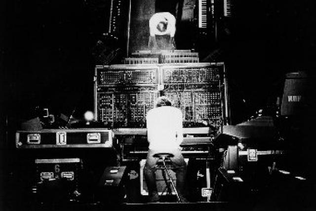 Klaus Schulze v roce 1979