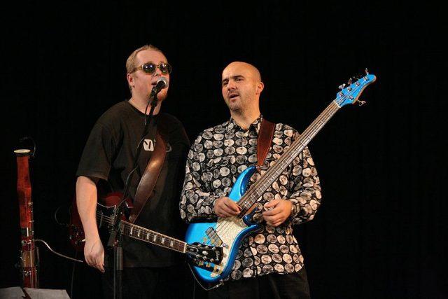 Johnny Jůdl and Martin Carvan (Jablkoň)