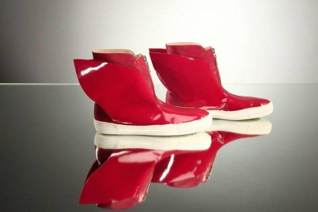Designová obuv od Pavlíny Miklasové