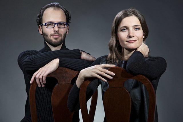 Marta Töpferová a Tomáš Liška tvoří základ kapely Milokraj