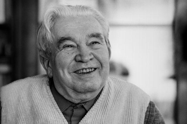 Básník Jaroslav Seifert v roce 1981 | foto: Hana Hamplová,  Wikimedia Commons,  CC BY-SA 3.0
