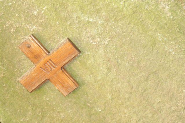 Křížová cesta (Kostelní Vydří)