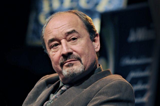 Viktor Preiss   foto: Tomáš Vodňanský,  Český rozhlas