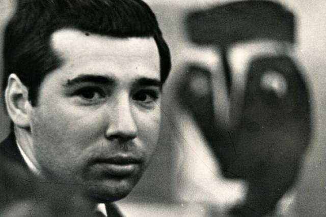 Viktor Pivovarov v roce 1958 | foto: Post Bellum