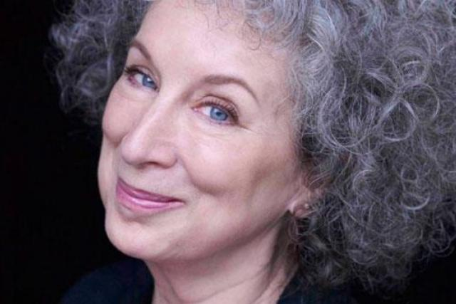 Spisovatelka Margaret Atwood (foto: Thompson Rivers University)
