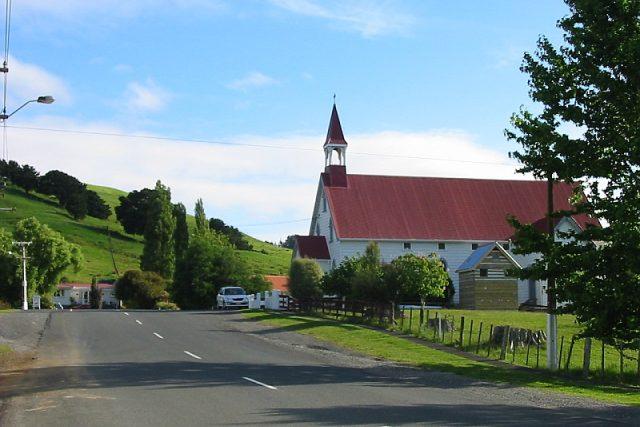 Puhoi je novozélandská vesnice nacházející se na Severním ostrově, přibližně 50 km od Aucklandu