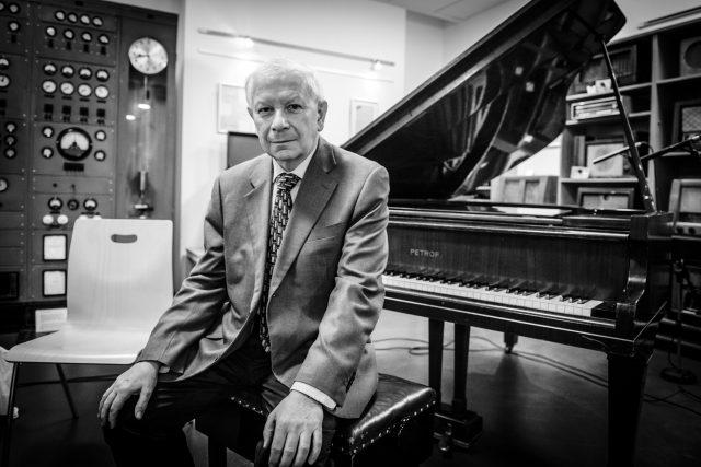 Jiří Bělohlávek, šéfdirigent a umělecký ředitel České filharmonie