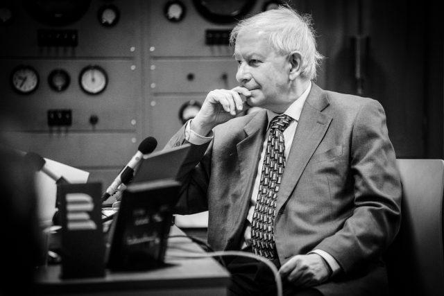 Jiří Bělohlávek v pořadu Telefonotéka