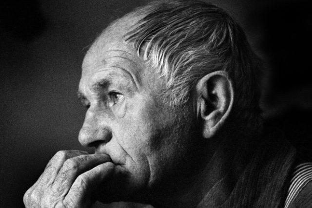 Bohumil Hrabal (1988)