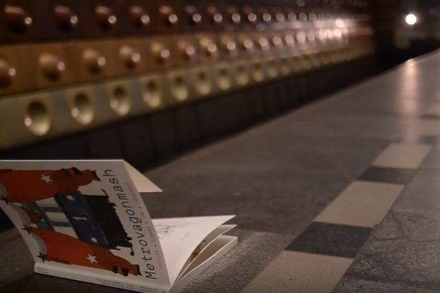 Metrowagonwash na metru