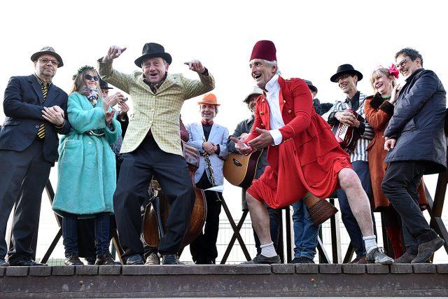 Začíná čtyřdenní festival divadla Sklep ke 45. výročí jeho založení