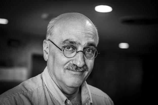 Pavel Štingl,  režisér a dokumentarista | foto: Vojtěch Havlík,  Český rozhlas