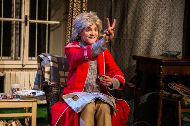 Divadlo LETÍ: Olga (Horory z Hrádečku)