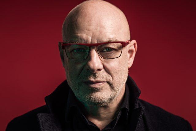 Brian Eno   foto: Warp Records