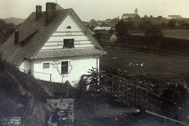 Vila Jakuba Demla v Tasově | foto: Alena Blažejovská,  Český rozhlas